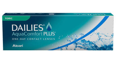 Dailies AquaComfort Plus Toric 30-pack